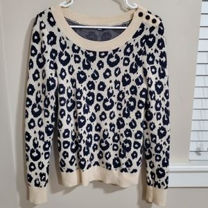 Cheta or  Leopard top size M